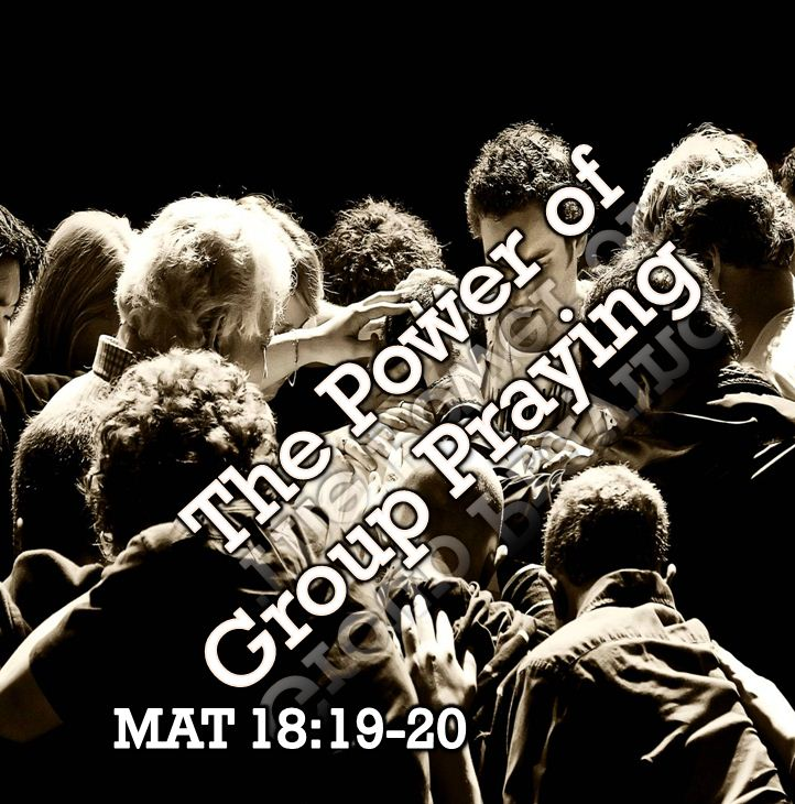 group prayer pictures | just b.CAUSE
